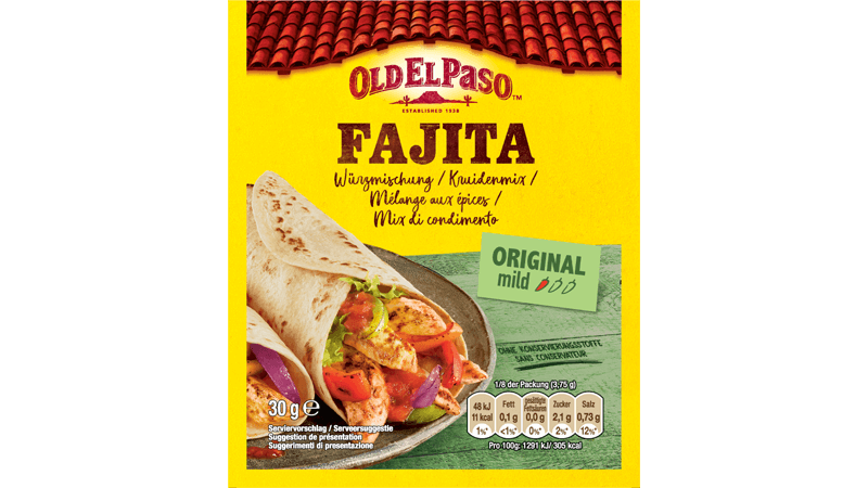 Smoky BBQ Fajita Seasoning Mix hero